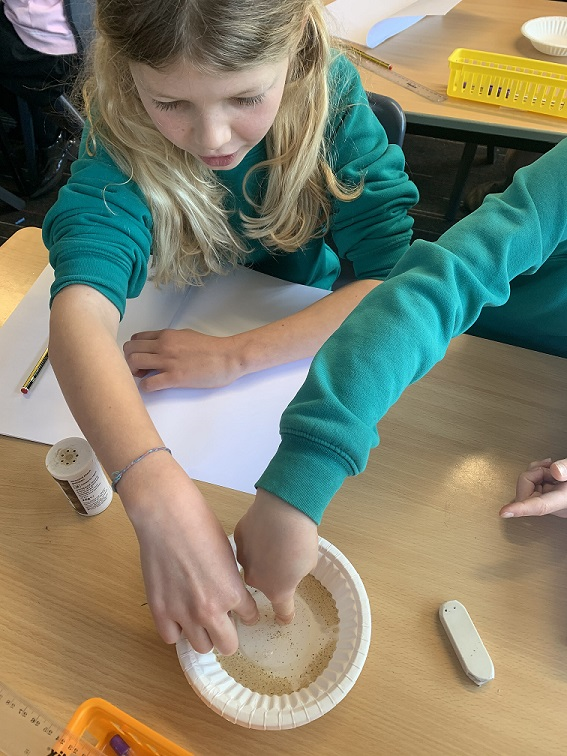 Primary pupils inspired for the future after British Science Week celebrations
