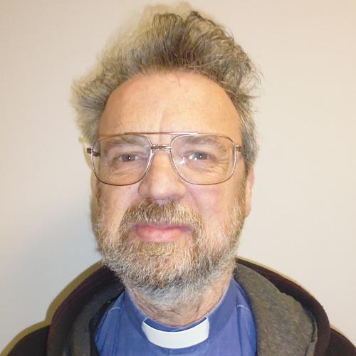 Reverend Paul Ireton