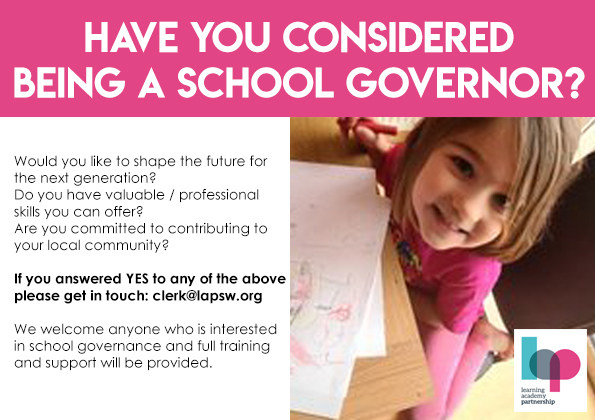 Trust Governors Advert